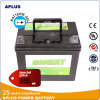 Batería de plomo 12n24-3 12V24ah del almacenaje de la frecuencia intermedia para el pequeño motor