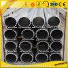 Pipe en aluminium d'aluminium de tube personnalisée par professionnel de grand diamètre