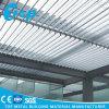 Außenwand passen Entwurfaluminiumsun-Solarluftschlitz an