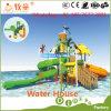 海または浜のためのカスタマイズされた水スライド