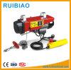 PA1000 mini tipo alzamiento de los motores eléctricos de la cuerda de alambre pequeño