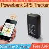 Traqueur du côté GPS de pouvoir traqueur long de véhicule de la vie de la batterie GPS de 2 ans