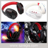 De universele Tweezijdige Stereo Draadloze V4.0 BasHoofdtelefoon Bluetooth van de Sport
