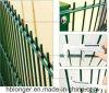 Rete fissa galvanizzata ricoperta PVC della rete metallica/doppio recinto di filo metallico