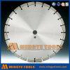 300 mm de largura U Diamond Walk Behind Saw Blade for Asphalt, Concrete