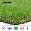 Ajardinar ajardinar sintético de la hierba de la hierba del césped de la hierba artificial sintética de la falsificación
