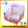 Прозрачные коробки PVC пластичный упаковывать