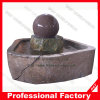 Vente en pierre normale d'usine de fontaine de boule de l'eau de jardin