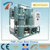 オイルの洗剤の自動真空の圧縮オイルの処理機械(TYA)