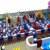 Смешная горячая продавая безопасная крытая мягкая спортивная площадка для детей