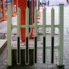 Cerca personalizada alta qualidade do PVC