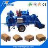 Preço de bloqueio da máquina do tijolo do solo da imprensa do dobro de Wt2-20m