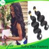 Выдвижение человеческих волос волос девственницы норки ранга поставщиков 7A Китая
