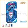 Gute QualitätsEdelstahl-Blatt-wegwerfbares Rasierrasiermesser (LA-8901) (