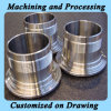 Профессиональные части Кита подвергли механической обработке CNC, котор с хорошим качеством
