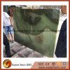 De opgepoetste Groene Plak van de Steen van het Onyx van de Jade