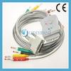 Kontron 12lead EKG Kabel mit Leitungsdrähten, Bananen-Typ