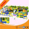 Brinquedos internos do campo de jogos dos cabritos atrativos, equipamento acolchoado macio do campo de jogos