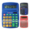 Various Optional Attractive Colors (LC239)를 가진 8개의 손가락 Dual Power Desktop Calculator