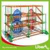 Kind-Innenabenteuer-Thema-Spielplatz-hoher Seil-Kurs für Kinder
