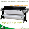 Ink continuo Supply Inkjet Plotter (165cm)