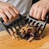 Укротители мяса лапки медведя PC гризли пластичные, мясо BBQ царапают вилки, шредер мяса