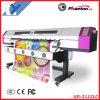 Impresora de inyección de tinta solvente de Eco de la galaxia Ud-2112LC, los 2.1m