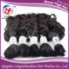 Волосы супер прямых Unprocessed волос большого части девственницы Remy бразильские (HKCB-A607)