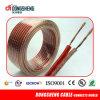 22 ans Fabrication Supply Transparent Speaker Wire pour périphérique audio / haut-parleur
