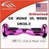 2016 UL2272 6.5 pollice Hoverboard astuto elettrico popolare con Bluetooth