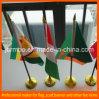 安い卸し売り屋内会合の机のフラグの旗