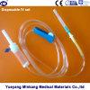 De Medische Reeks van uitstekende kwaliteit van de Infusie van het Instrument Beschikbare, IV Reeks met Ce ISO (enk--006)