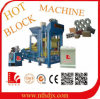 Hydraulic automático Concrete Cement Block Machinery para Sale