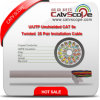 Qualität Structure Cabling LAN Cable U/UTP Unshielded Cat 5e Twisted 25 Pair Installation Cable
