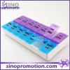 Caja de píldora de plástico personalizada