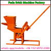 Small House Construction Eco écologique Interlocking Clay Bloc machine Prix