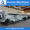 Sonnenaufgang-Maschinerie HDPE Rohr-Strangpresßling-Zeile