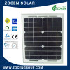 Petit module solaire monocristallin adapté aux besoins du client de la puissance 10W