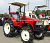 55HP 4WD Tractor avec Canopy ou Cabin