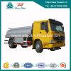 Sinotruk HOWO 266HP 4X2 석유 탱크 트럭 8~13 Cbm