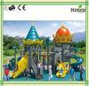 夢の国の城のテーマの子供の屋外の運動場の一定装置(KQ50059A)
