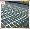 Reja de acero galvanizada para el piso de la plataforma