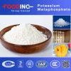 Het Metafosfaat van het kalium voor de Verwerking van het Vlees