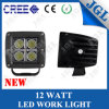 2X2 Pod Style LED Work Light Offraod ATV UTV 12W