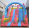 Weniger Maintenance Inflatable Slide für Outdoor Playground (A598)