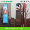 Exhibición de LED al aire libre a todo color de Chipshow Ad10 para hacer publicidad