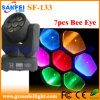 Mini éclairages LED Stage Equipment de Bee Eyes 4in1