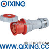 5p Industrial Coupler with CE Certification (QX1454)
