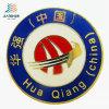 Wenzhou Jiabo 25mm morre do metal feito sob encomenda do logotipo do emblema do esmalte da carcaça os pinos Cloisonne do Lapel