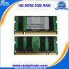Laptopのための低いDensity 128MB*8 200pin 667MHz 2GB DDR2 RAM